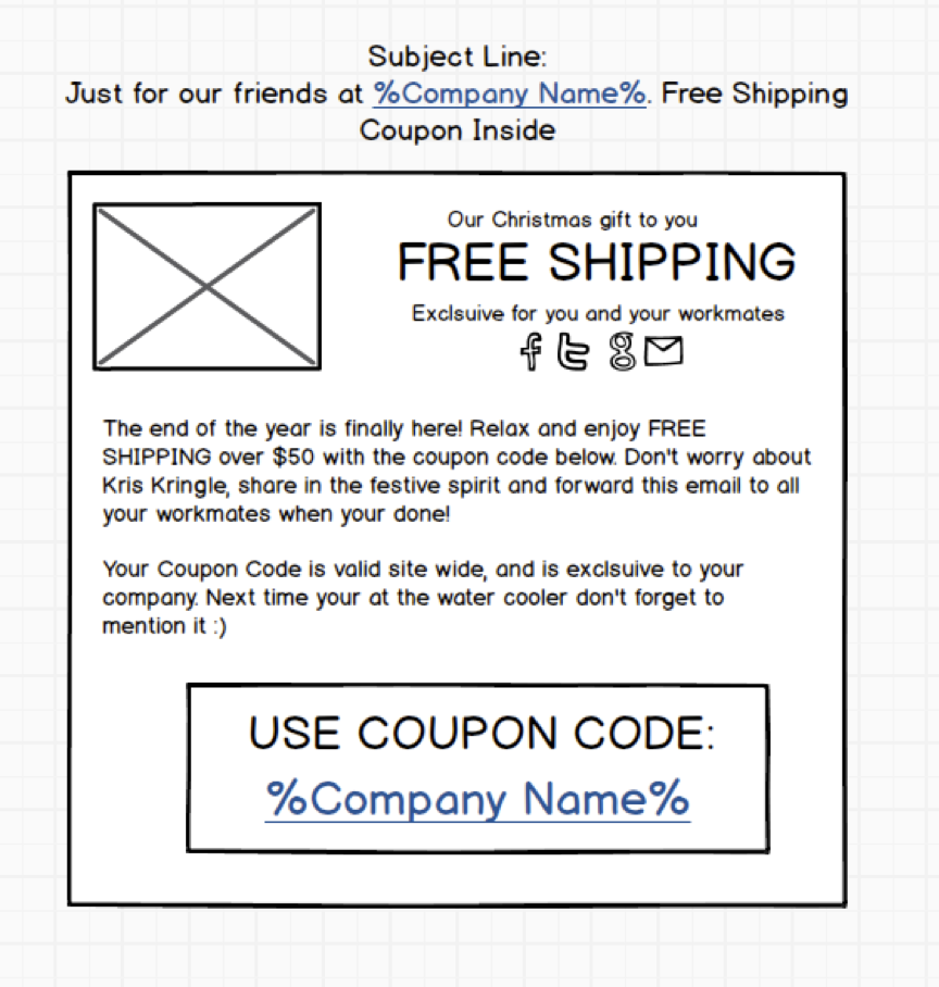 Dynamic email marketing personalization