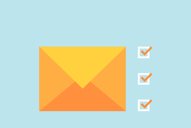 email marketing checklist 640
