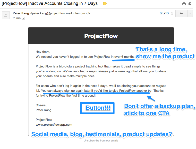 projectflow-retention-email