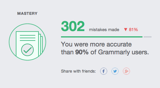 grammarly mistakes made