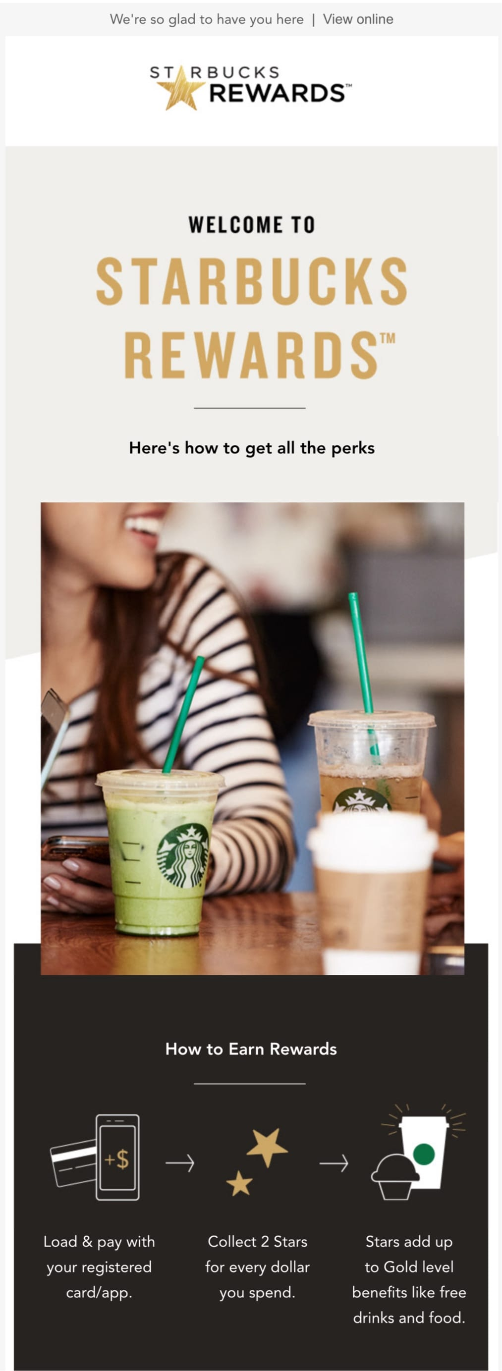 email example starbucks
